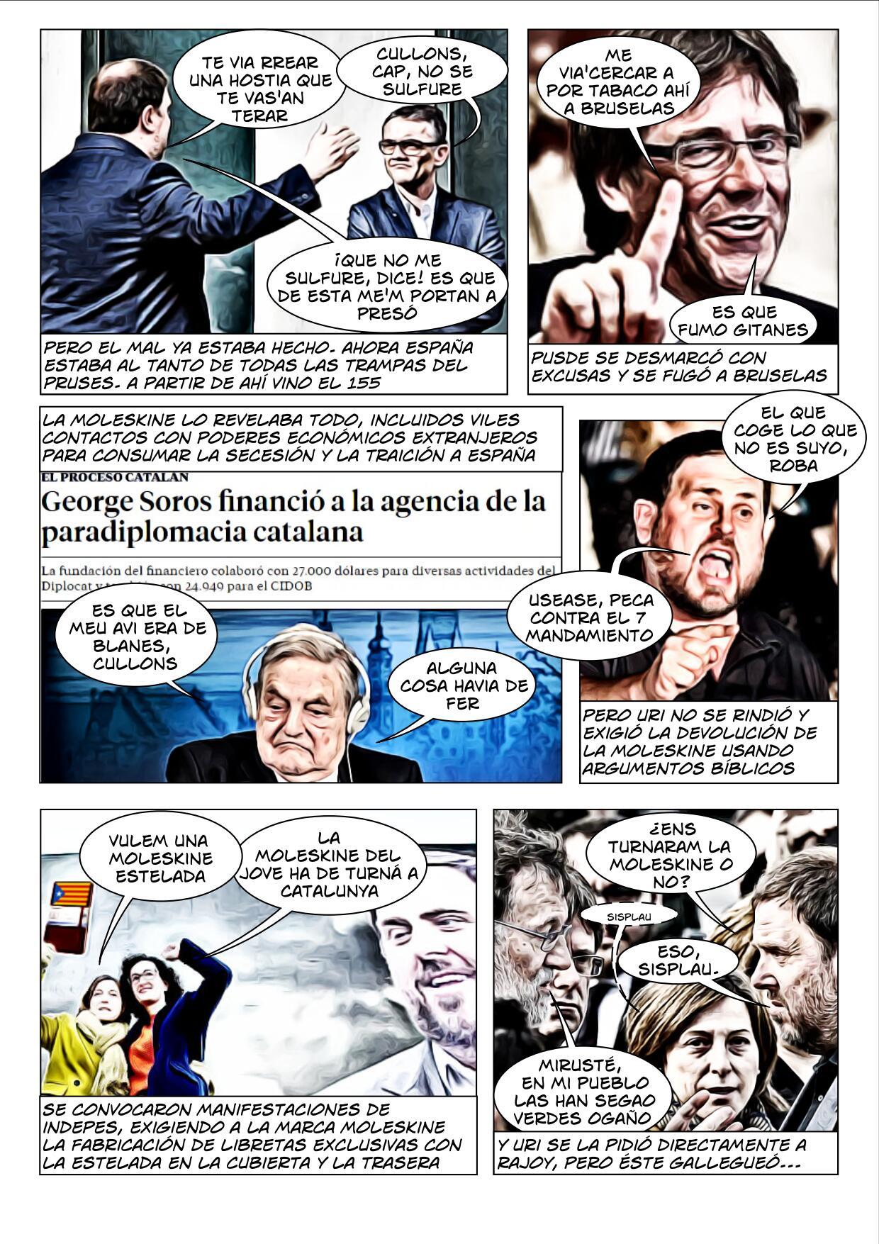 La Moleskine del Jové Cómic página 4